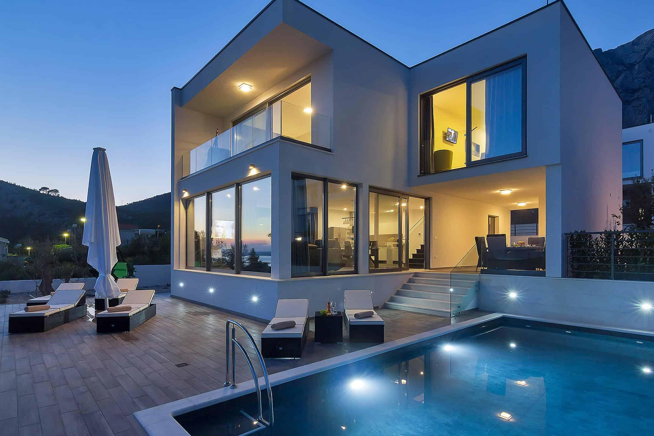 Moderne Villen Mit Privatem Pool Madu Holiday